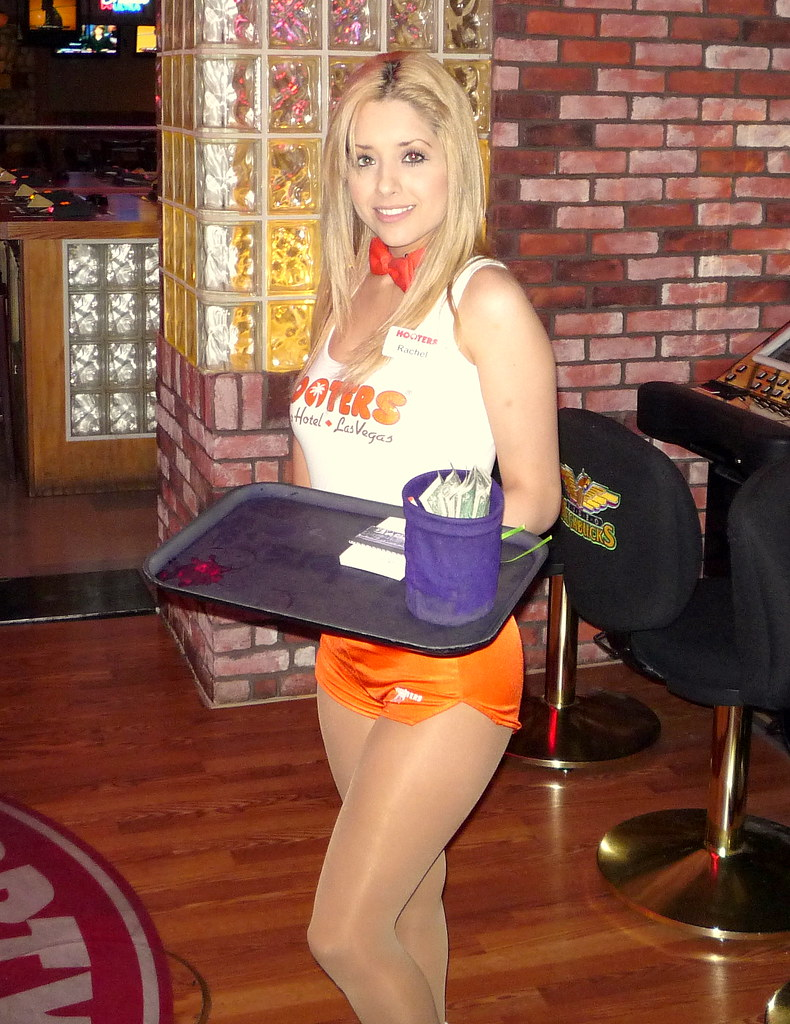 Hooters Hotel Cocktail Waitress- Las Vegas,NV - a photo on Flickriver