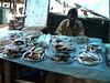 fish market at kerala