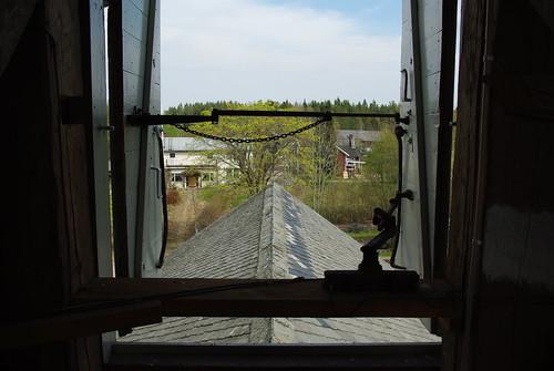 church pentax sweden steeple mo åmål k200d