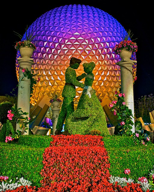 Flickriver Most Interesting Photos From Epcot 39 S Flower