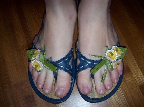 Old Navy sandals