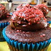 Double Chocolate Cinnamon Spice Cupcakes