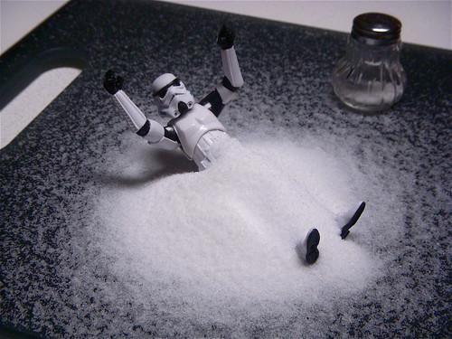 A-salt-ed!