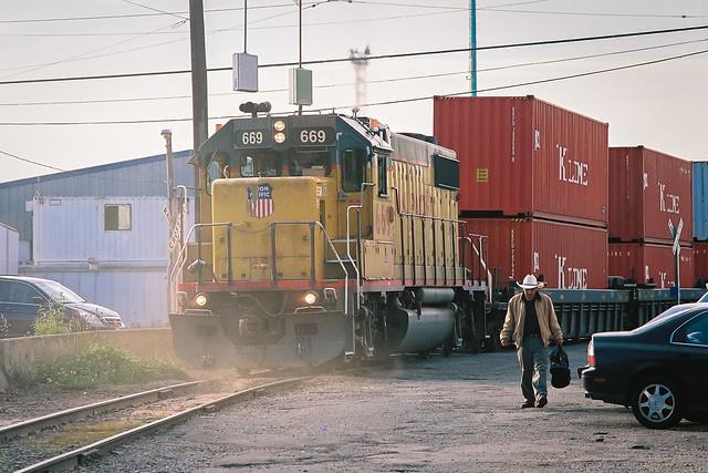 Union Pacific 669