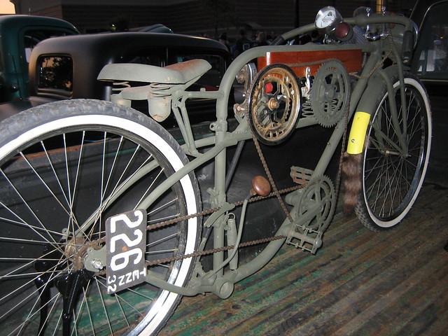 Hot Rod Bicycles Autos Weblog