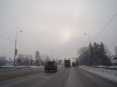 Estrada na Rússia