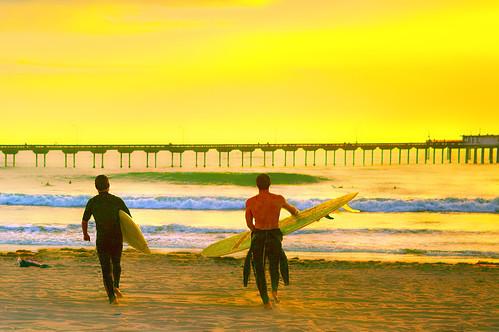 Ocean Beach San Diego