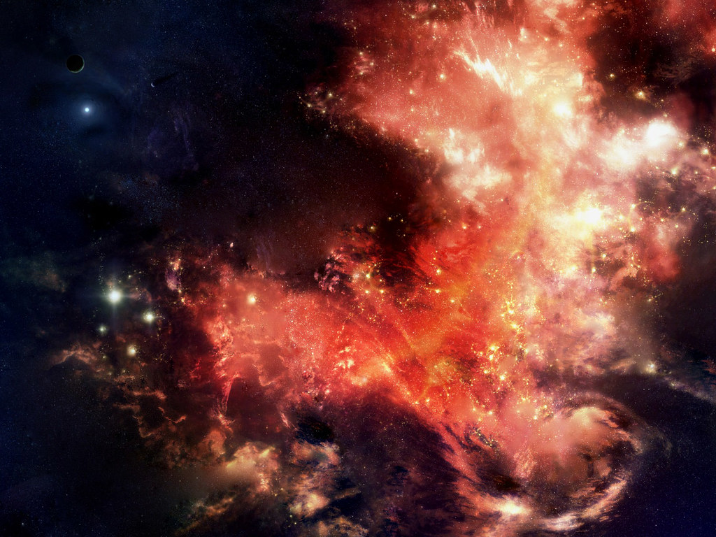 Space Art Wallpapers 20