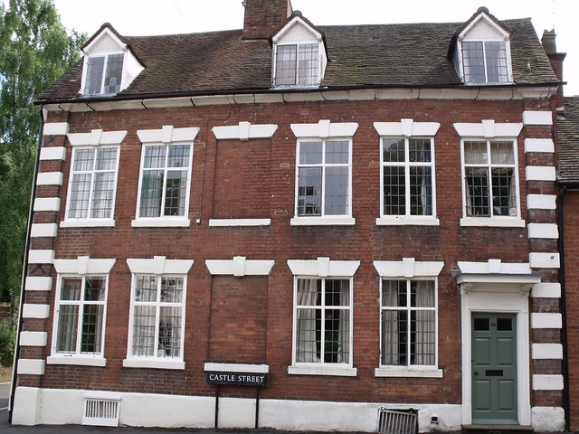 24 Castle Street, Warwick (also Tower View, 2 Castle Lane)