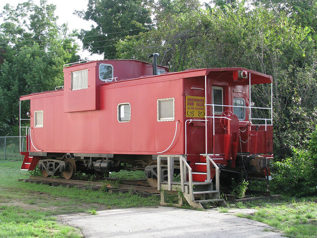 43b Sapulpa OK - Trolley & Rail Museum 03 | Flickr - Photo ...