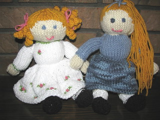 ravelry shoe box doll pattern by betty lampen. Black Bedroom Furniture Sets. Home Design Ideas