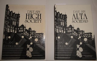 High Society & Alta Sociedad