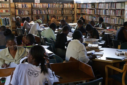 Zimbabwe Open University - Harare Regional Library