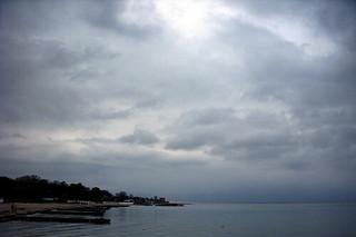 Image of Bellevue Strand near Charlottenlund. denmark bellevue nikoncoolpixs50c