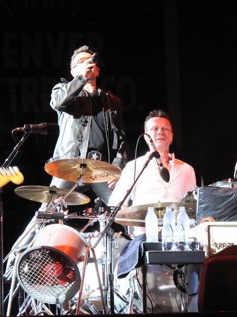 Larry Mullen Jr. & Bono - U2 360 Tour