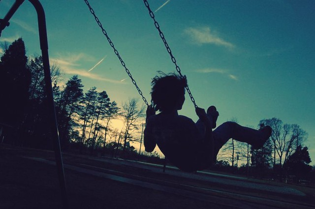 swing life away...