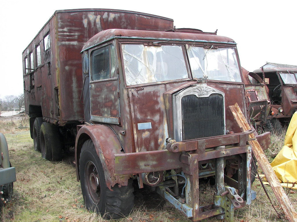 Albion truck