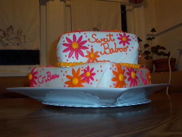 Ciara Birthday Cake