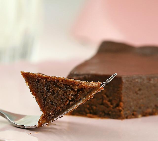Chocolate Amaretti Torte | Flickr - Photo Sharing!