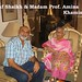 Small photo of Altaf Shaikh & Madam Ameena Khamisani
