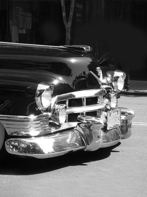 Old Car Headlights : Classic car headlights flickr photo sharing