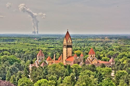 Südfriedhof von Leipzig [HDR]