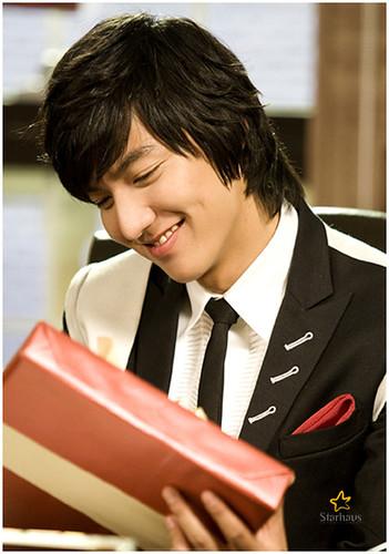 Lee Min Ho as Goo Joon Pyo