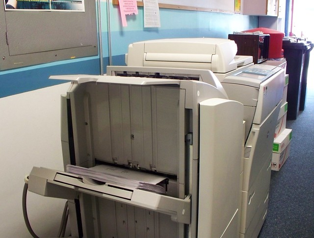 The Closest Photocopier