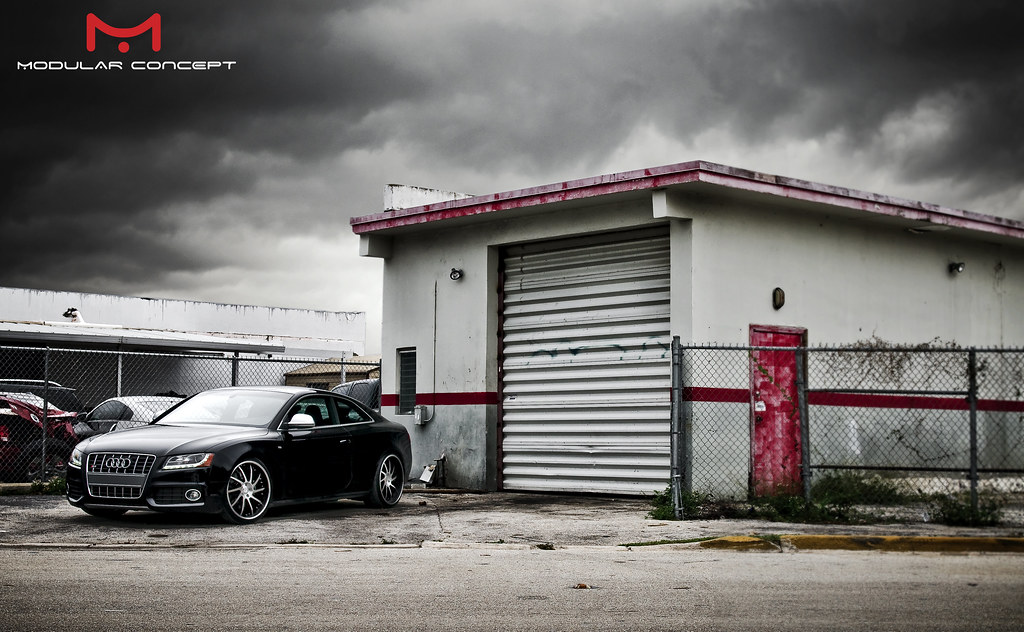 Audi s5 new modular concept plex 10 new wheel for Prefab 4 plex