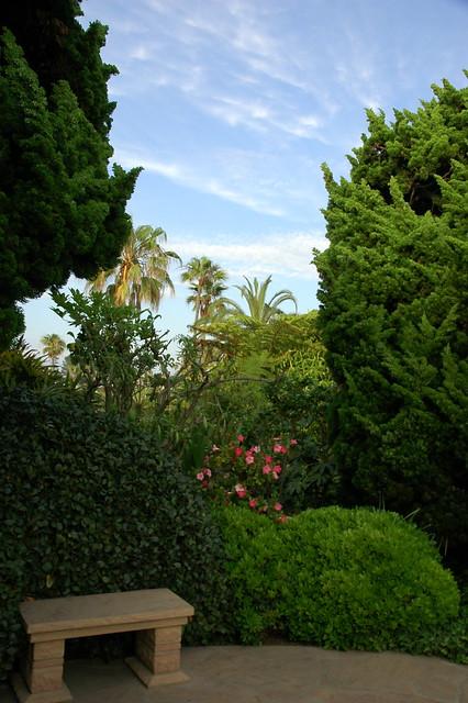 Meditation Garden Self Realization Fellowship Encinitas California Usa 3494 Flickr