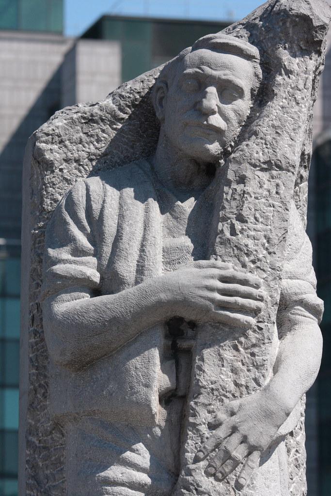 Dublin Statue