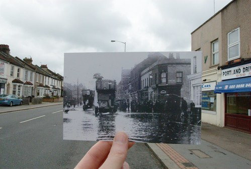 Looking Into the Past - Portland Road, South Norwood (2)