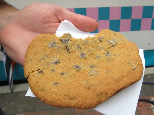 Chocolate Chip Cookie at Mayfest