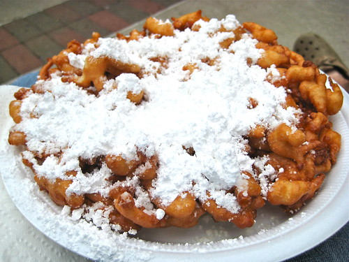 Funnel Cake at Mayfest - 145/365