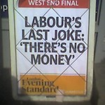 Labour's Last Joke: 'There's No Money'