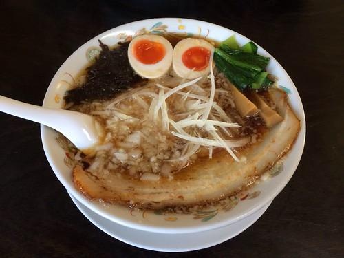 醤油(特)@麺屋はる