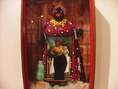 the liberation of aunt jemima analysis Art work: betye saar, the liberation of aunt jemima, 1972, lazzari p 370  this is an analysis, it should be objective • start a new paragraph for each new idea.