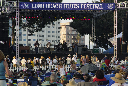 Long Beach Blues Festival 2008