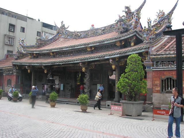 Baoan Temple - Taipei, Taiwan