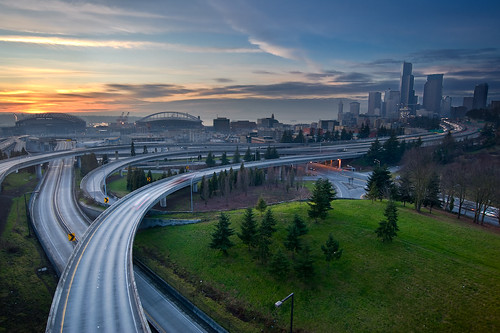 Seattle Freeways