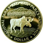 National Parks Coin
