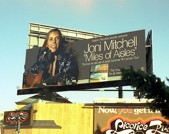 Billboards on Sunset Blvd. #19