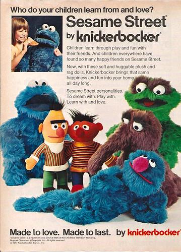 Vintage Sesame Street Flickr Photo Sharing
