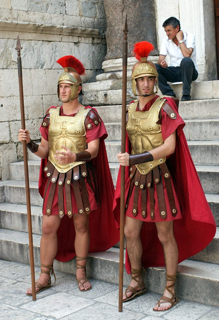 Roman Soldiers - A Photo On Flickriver-9978