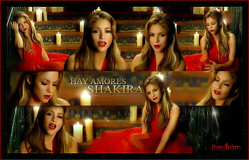 Shakira - Hay Amores (Version 09)