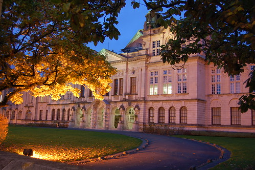 Cardiff University (Evening)