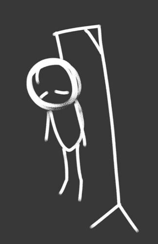 Sad Hangman