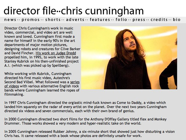 notes chris cunningham case A chris is the problem constrain him with a tight organizational structure that stresses respecting lines of power and cost-effective production b chris is the solution introduce a culture of breaking the rules and a reciprocal task arrangement.
