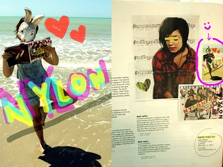 nylon publication. ♥♥♥