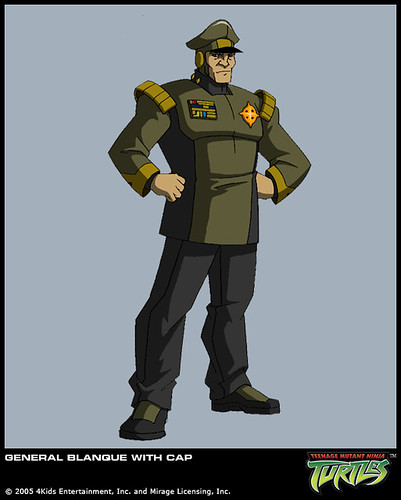 "General Blanque w/ Cap :: Season 2 { ""Turtles in Space Part One -  The   Fugitoid""  } [[ Courtesy 4kids TMNT Blog ]]"